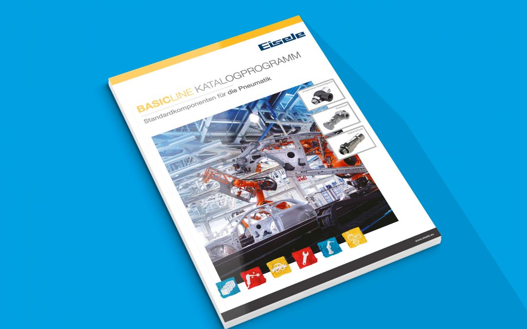 The new BASICLINE catalogue is here