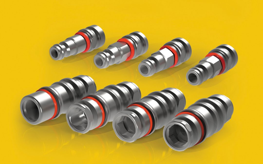 High quality connectors for all sectors of the manufacturing industry