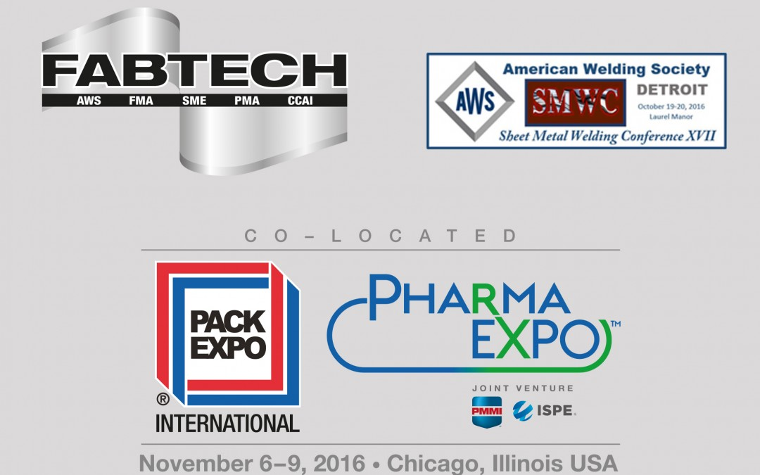 Our trade fair exhibits in the USA