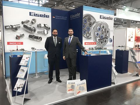 Positive feedback on new products in Leipzig